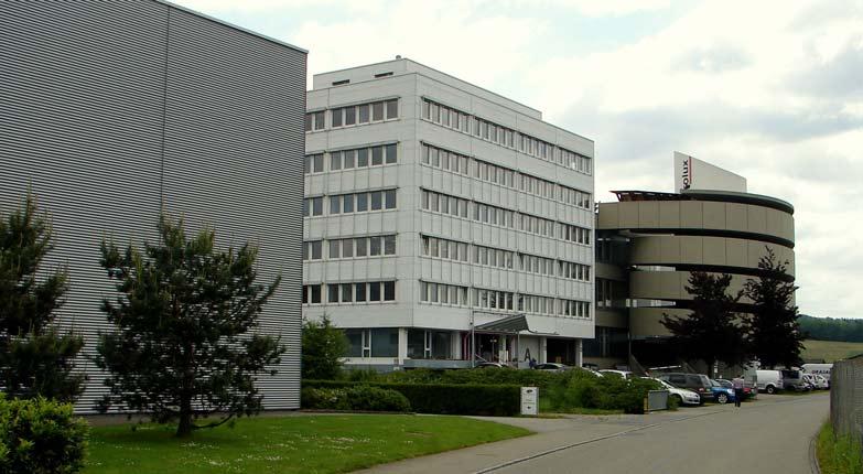 Prolux Elektrosystem Firmenhauptsitz