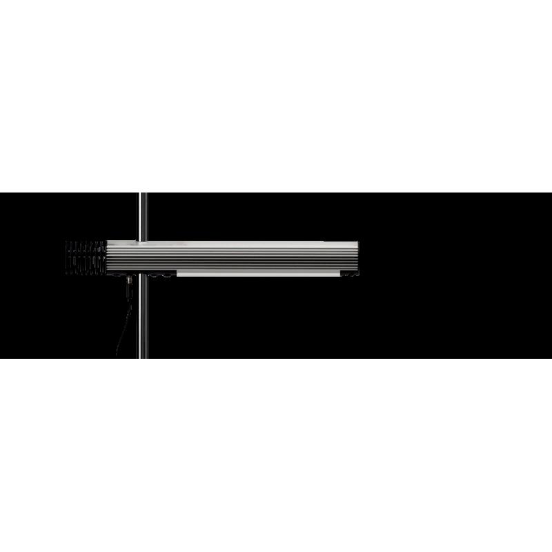 alcento 35W, LED Stehleuchte, Ein/Aus, Dimm-Level, Sensorik