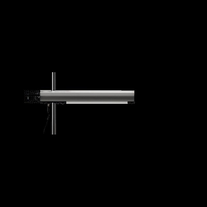 alcento 35W, LED Stehleuchte, Ein/Aus, Dimm-Level